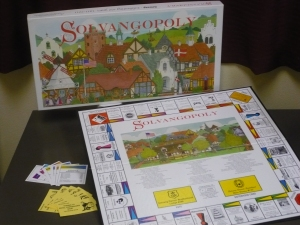 Special collectors version of Monopoly