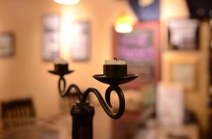 I love lamp by Aaron Villa