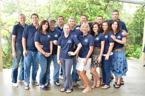Costa Rica - La Montana Missions team 2011, photo by Aaron Villa